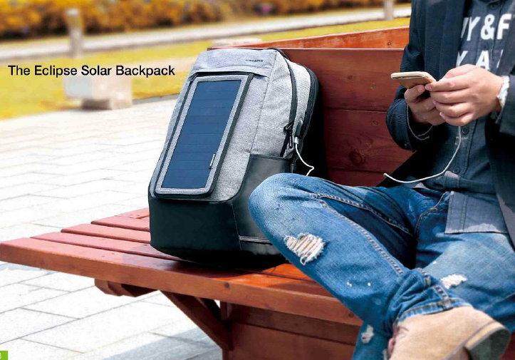 batoh solar