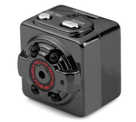 Minuaturní kamera CEL-TEC SQ8 natáčí ve FULL HD   HD rozlišení 782ab680607