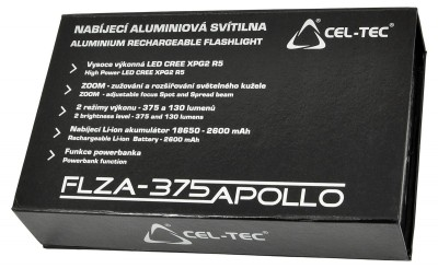CEL-TEC FLZA-375 APOLLO