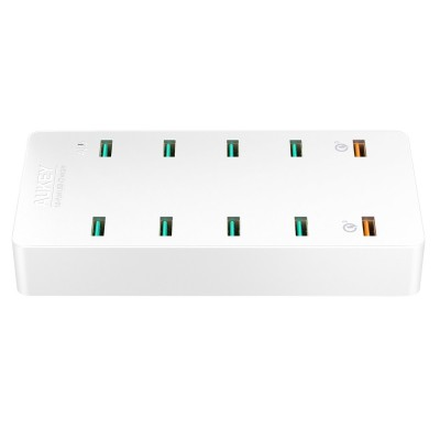 AUKEY 10-Port USB Charging Station Quick Charge 3.0 PA-T8