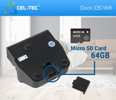 CEL-TEC Dock iOS Wifi (6)