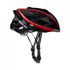 Safe-Tec TYR Black Red M (55cm - 58cm)