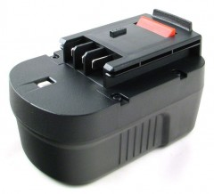 Baterie pro Black and Decker 14,4V - 3300 mAh B