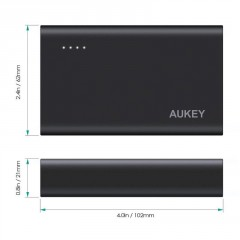 AUKEY Quick Charge 3.0 10050mAh - PB-AT10 (5)
